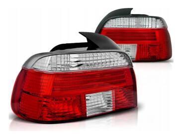 Bmw E39 95 00 Lampy Tylne Sedan Red White